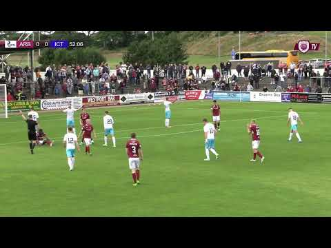 Arbroath Inverness CT Goals And Highlights