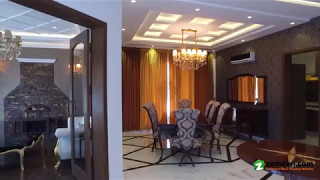 FULL FURNISHED STYLISH DESIGN BUNGALOW IS AVAILABLE FOR SALE IN DHA PHASE 5 - BLOCK H LAHORE