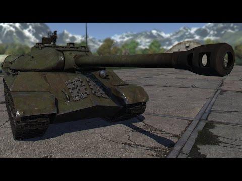 обзор танка ис 4 вар тандер