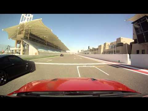GTR R35 BIC Open Track Day 22.10.11 Red / Black GTR 1
