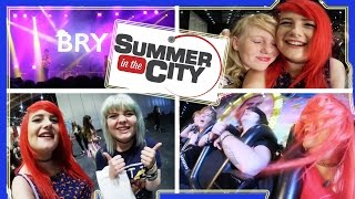 MY SUMMER IN THE CITY EXPERIENCE 2015!!!!