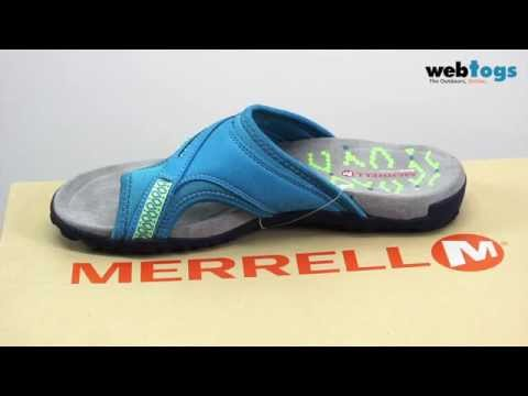 46124ac4dd7a Merrell Terran Post II Sandals - Fun