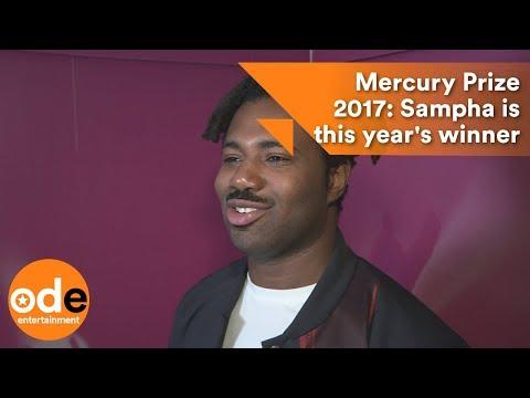 Mercury Prize 2017: Sampha is this year's winner