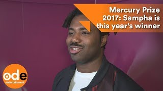Mercury Prize 2017: Sampha is this year's winner