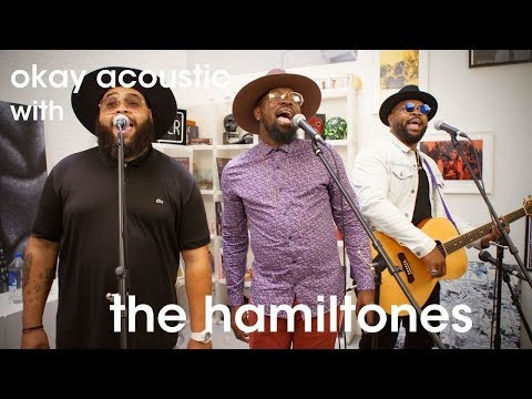 "The Hamiltones - ""Gotta Be Loving Me""  ""Pieces"" and ""Old Town Road"" 