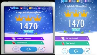 Piano Tiles 2 - Jingle Bells Christmas Edition High Score 1470 - Piano Tiles 2 ChristMas Song 1