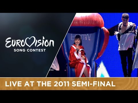 Emmy - Boom Boom (Armenia) Live 2011 Eurovision Song Contest