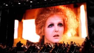 Концерт Эдуарда Артемьева на Дворцовой 18.06.2016.