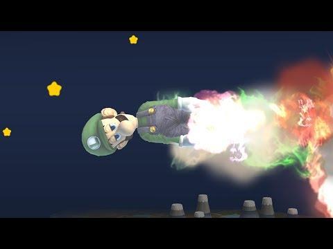 Luckiest Misfires in Super Smash Bros