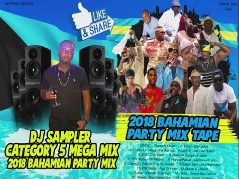 Bahamian 2018 Party Mix  (TRADITIONAL MUSIC) Bahamas 2018 Party Mix