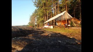 Rucksack Reisen - Kanutraum Dalsland 2013 - Schweden
