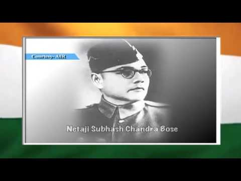 #Aazadi70Saal  Voice Of Subhash Chandra Bose  From The Archives Of AIR