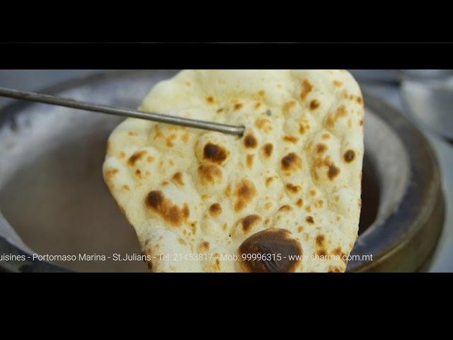 Plain Naan - Sharma Ethnic Cuisines