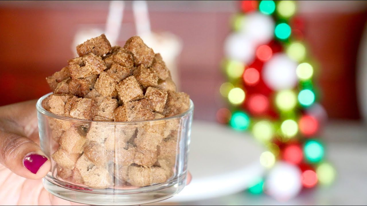 DIY Edible Christmas Gifts: Espresso Sugar Cubes - Kena Peay (Day 11 ...
