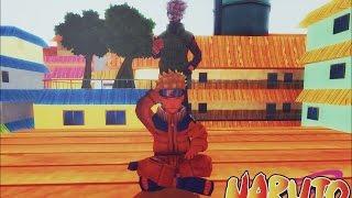 Gameplay Naruto [Naruto Naiteki Kensei]