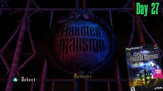 The Haunted Mansion Video Game