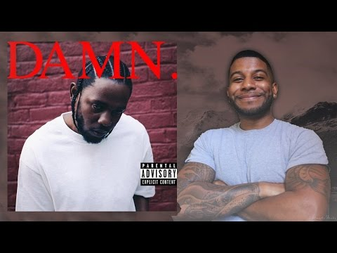Kendrick Lamar - DAMN. First Reaction/Review #Meamda