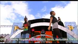 Amelle Berrabah & Tinchy Stryder - Never Leave You (T4 On The Beach 2009)