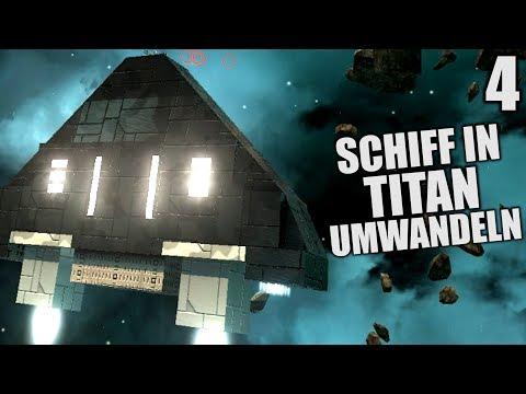 Avorion #4 Schiff in Titan umwandeln | Deutsch