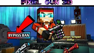 PIXEL GUN 3D V11.3.1 | HOW TO BYPASS BAN | NO ROOT ( New Method ) | 2017