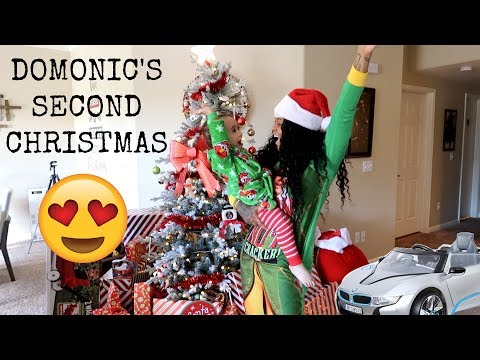 DOMONIC&39;S SECOND CHRISTMAS SPECIAL