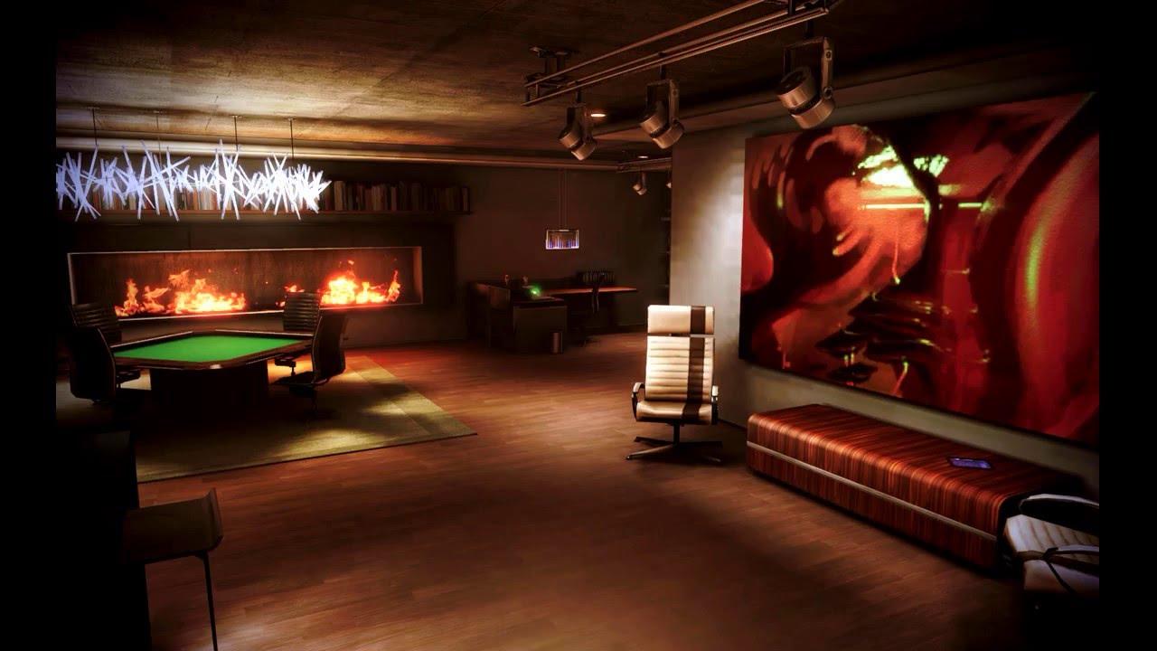 Mass Effect 3 Dlc Citadel Shepard S Apartment