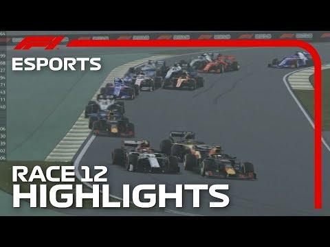 F1 Esports Pro Series 2019: The FINAL Race!