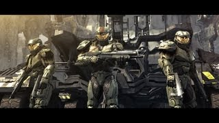 Halo Wars All Cinematics 1080p HD
