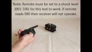 How To Setup Happypet Dog Training Collar With Remote Control