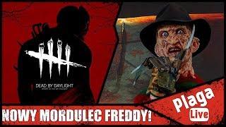 NOWY MORDULEC FREDDY! (Dead By Daylight #54) | PlagaLive