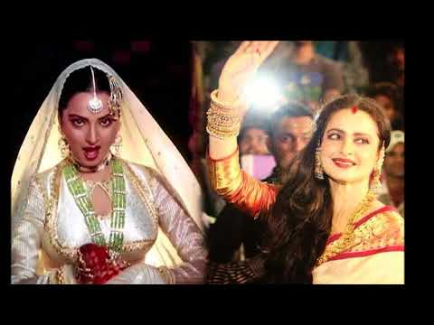Happy Birthday, Rekha: A Timeless Beauty @63