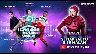 [LIVE] I Can See Your Voice Malaysia Minggu 10 bersama Ziana Zain ! | #ICSYVMY
