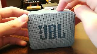 НОВАЯ JBL GO 2!!! Распаковка и обзор.