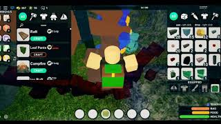 Getting God Pickaxe (Roblox Booga Booga)