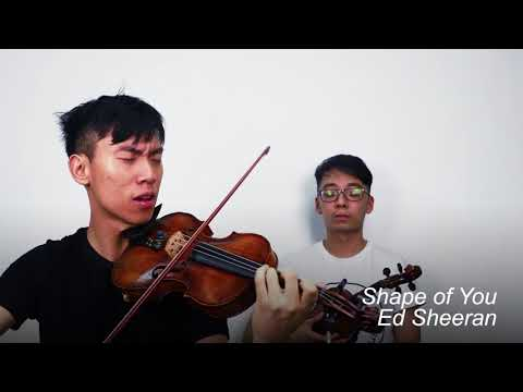 Classical Violin vs Pop Violin