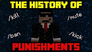 The History of Punishments on 2b2t