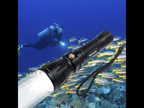 Top 10 Best Underwater Fishing Lights Reviews 2018