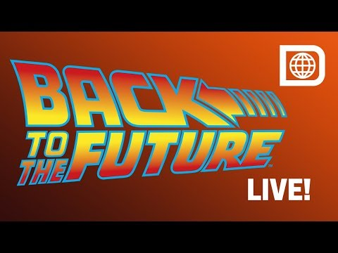 WDWNT Back to the Future Live! - Discovery River Boats at Disney's Animal Kingdom