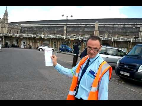 Temple Meads Ticket Issue