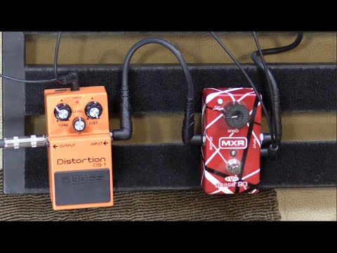 does a phaser pedal go after or before distortion guitar pedal placement vid youtube. Black Bedroom Furniture Sets. Home Design Ideas
