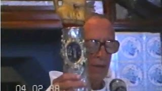 Dom Timóteo Amoroso em Alfredo Vasconcelos (MG) - Visita da relíquia de São Sebastião em 1988 thumbnail