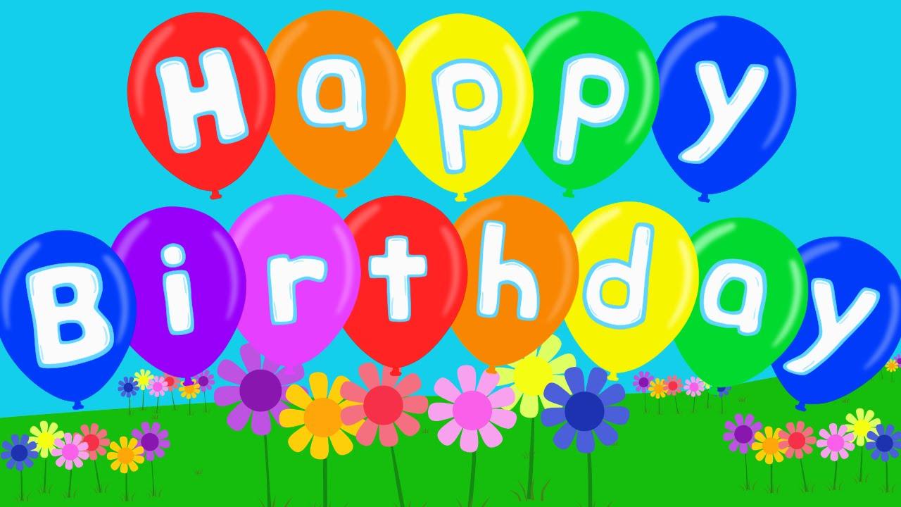 Happy Birthday To You Youtube