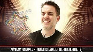Academy Unboxed - Holger Kreymeier