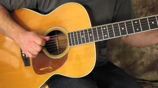 finger picking guitar lessons - finger style guitar lessons - acoustic guitar
