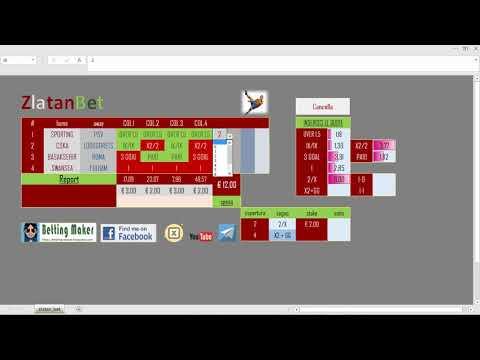 Metodo Zlatan Bet sull'Europa League