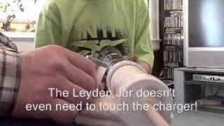 Leyden Jar Charger