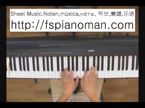 Nella Fantasia Piano Cover (Sheet Music)