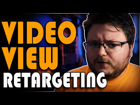 Video View Retargeting Facebook Ads for Music Artists