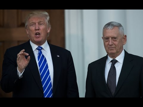 Everything we know about Trump's Defense Secretary pick: Gen. James Mattis