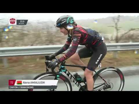 Strade Bianche Women's race 2018 raw live feed